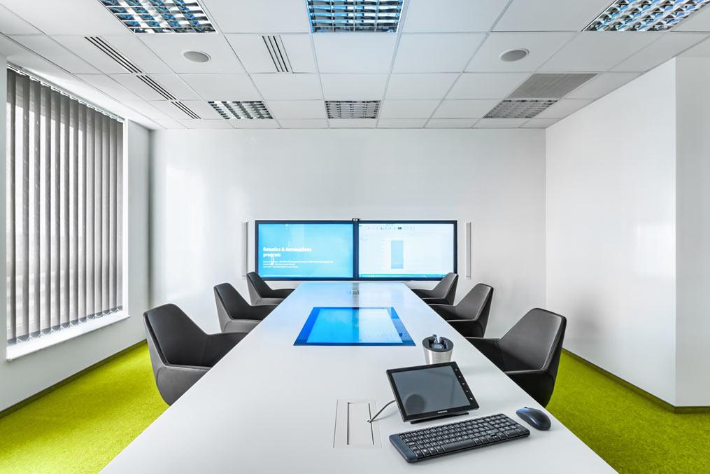 Realizacja SiGNUM: Creative Innovation Development Center HP Polska